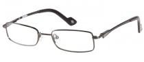 Harley Davidson HD 435 Eyeglasses Eyeglasses - GUN: Shiny Gunmetal