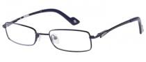 Harley Davidson HD 435 Eyeglasses Eyeglasses - NV: Shiny Navy