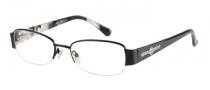 Harley Davidson HD 501 Eyeglasses Eyeglasses - BLK: Black