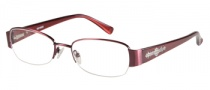 Harley Davidson HD 501 Eyeglasses Eyeglasses - RB: Ruby