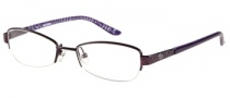 Harley Davidson HD 504 Eyeglasses Eyeglasses - EGG: Eggplant