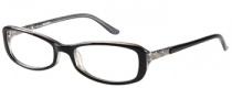 Harley Davidson HD 505 Eyeglasses Eyeglasses - BLK: Black / Grey