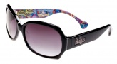 Beatles BYS 001 Sunglasses Sunglasses - Black / Grey Lens