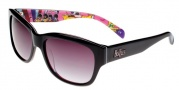 Beatles BYS 008 Sunglasses Sunglasses - Black / Grey Lens