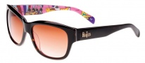 Beatles BYS 008 Sunglasses Sunglasses - Tortoise / Brown Lens