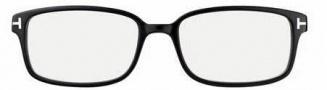 Tom Ford FT5209 Eyeglasses Eyeglasses - 001 Shiny Black