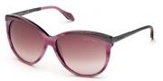 Roberto Cavalli RC670S Sunglasses Sunglasses - 83Z Pearl Violet