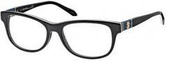 Roberto Cavalli RC0688 Eyeglasses Eyeglasses - 005 Black / White