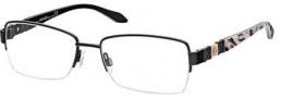 Roberto Cavalli RC0698 Eyeglasses Eyeglasses - 001 Shiny  Black