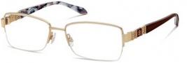 Roberto Cavalli RC0698 Eyeglasses Eyeglasses - 028 Rose Gold