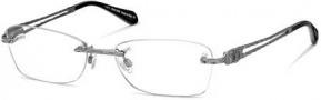 Roberto Cavalli RC0701 Eyeglasses Eyeglasses - 008 Shiny Gunmetal