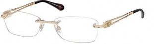 Roberto Cavalli RC0701 Eyeglasses Eyeglasses - 028 Shiny Rose Gold