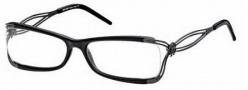 Roberto Cavalli RC0635 Eyeglasses Eyeglasses - 001 Shiny Black