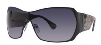 Ed Hardy Brad II Sunglasses Sunglasses - Black / Gray Gradient