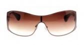 Ed Hardy Roxy Sunglasses Sunglasses - Tortoise / Brown Gradient