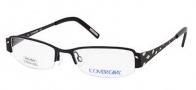 Cover Girl CG0395 Eyeglasses Eyeglasses - 002 Matte Black