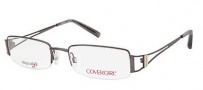 Cover Girl CG0405 Eyeglasses Eyeglasses - 731 Shiny Gunmetal