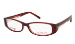 Cover Girl CG0417 Eyeglasses Eyeglasses - 048 Shiny Dark Brown