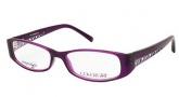 Cover Girl CG0417 Eyeglasses Eyeglasses - 081 Shiny Violet