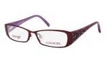 Cover Girl CG0418 Eyeglasses Eyeglasses - 082 Matte Violet
