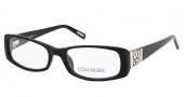 Cover Girl CG0422 Eyeglasses Eyeglasses - 001 Shiny Black