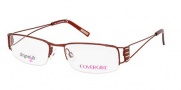 Cover Girl CG0423 Eyeglasses Eyeglasses - 048 Shiny Dark Brown