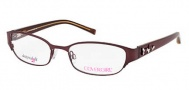 Cover Girl CG0424 Eyeglasses Eyeglasses - 069 Shiny Bordeaux