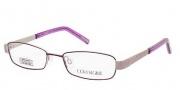 Cover Girl CG0504 Eyeglasses Eyeglasses - 082 Matte Violet