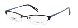 Cover Girl CG0506 Eyeglasses Eyeglasses - 002 Shiny Black