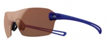Adidas A406 Duramo L Sunglasses Sunglasses - Transparent Blue / LST Active