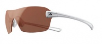 Adidas A406 Duramo L Sunglasses Sunglasses - Shiny White / LST Active