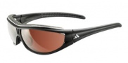 Adidas A127 Evil Eye Pro S Sunglasses Sunglasses - Mat Black Chrome LST Active + Orange