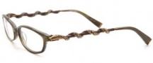 Ed Hardy EHO 710 Eyeglasses Eyeglasses - Olive