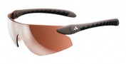 Adidas A155 T-Sight S Sunglasses Sunglasses - Matt Copper / LST Active Light Silver