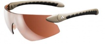 Adidas A155 T-Sight S Sunglasses Sunglasses - Matt Titan / LST Active Silver