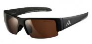 Adidas A401 Retego II Sunglasses Sunglasses - Matt Black Grey / LST Polarized