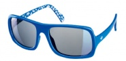 Adidas Greenville Sunglasses Sunglasses - 6050 Black Yellow / Grey