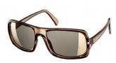 Adidas Greenville Sunglasses Sunglasses - 6051 White Union Jack / Steel Blue Mirror
