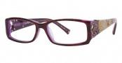 Ed Hardy EHO 715 Eyeglasses Eyeglasses - Lavender Lake