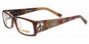 Ed Hardy EHO 715 Eyeglasses Eyeglasses - Hazel