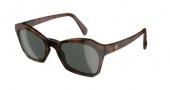 Adidas Foray Sunglasses  Sunglasses - 6052 Brown Tortoise / Green