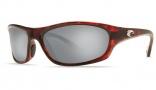 Costa Del Mar Maya Sunglasses Tortoise Frame Sunglasses - Silver Mirror / 580G