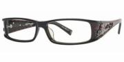 Ed Hardy EHO 723 Eyeglasses Eyeglasses - Black