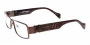 Ed Hardy EHO 734 Eyeglasses Eyeglasses - Matte Gun