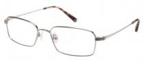 Modo 0625 Eyeglasses Eyeglasses - Brushed Silver