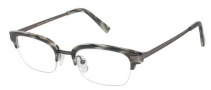 Modo 3032 Eyeglasses Eyeglasses - Grey Horn