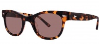 OGI Eyewear 8054 Sunglasses Sunglasses - 450 Tortoise Chop