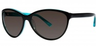 OGI Eyewear 8055 Sunglasses Sunglasses - 440 Black / Teal