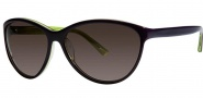 OGI Eyewear 8055 Sunglasses Sunglasses - 438 Purple / Green