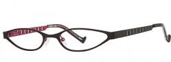 OGI Eyewear 2214 Eyeglasses Eyeglasses - 923 Black Pink